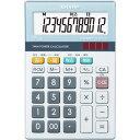 SHARP 実務電卓 ミニナイスサイズタイプ(ELM712KX)