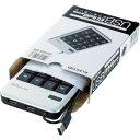 エレコム USBハブ付テンキーボード シルバー(TKTCM012SVRS)