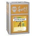 木材保護塗料 ガードラックアクア W・Pステイン チーク A-3 14K缶 【和信化学工業株式