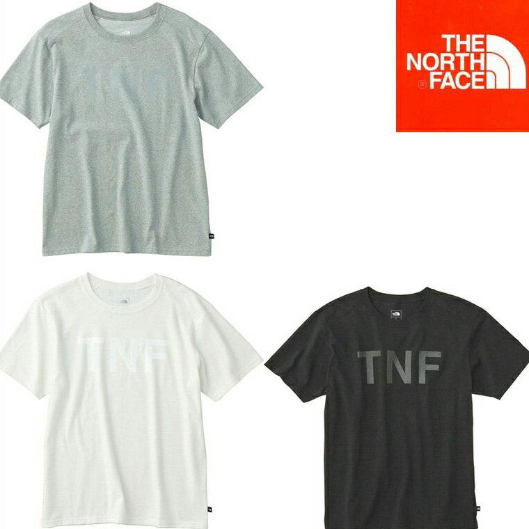THE NORTH FACE S/S TNF LOGO TEE (3色展開) 【正規品】 ノースフェイス Tシャツ ショートスリーブTNFロゴティー メンズ NT31764