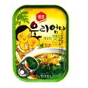 『センピョ』えごまの葉キムチ缶詰(70g)[sempio][缶詰][韓国おかず][韓国料理][韓国食品] マラソン ポイントアップ祭 05P01Oct16