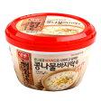 『東遠』ヤンバン豆もやしアサり粥|スプーン付(285g)[ドンウォン][おかゆ][レトルトお粥][韓国食品]20P27May16