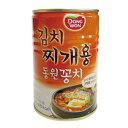 『ドンウォン』キムチチゲ用サンマ(400g) 韓国缶詰 チゲ用 さんま 韓国料理 韓国食材 韓国食品\肉汁で味付けし、他の調味料なく簡単にキムチチゲが完成!/マラソン ポイントアップ祭