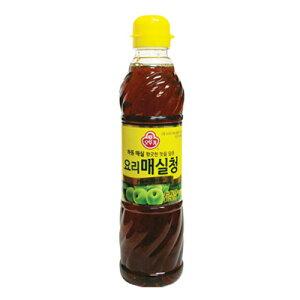 『オトギ』料理 梅実清 メシルチョン(660g/500ml) 韓国調味料 韓国料理 韓国食材 韓国食品 \砂糖の代わりに、もっと健康に!/ マラソン ポイントアップ祭