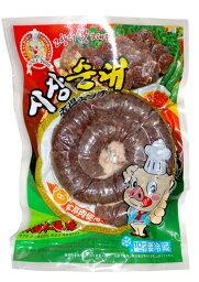 『市場』スンデ(500g) 冷蔵食品 韓国料理 韓国食材 韓国食品 マラソン ポイントアップ祭
