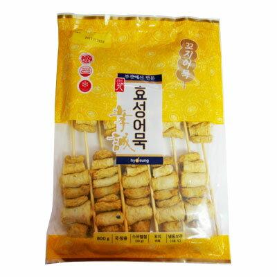 『ヒョソン』串おでん(800g・10個) おでん さつま揚げ 串 加工食品 韓国料理 韓国食材 韓国食品 マラソン ポイントアップ祭
