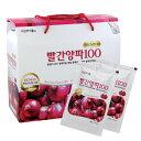 楽天八道韓国食品『ウンハ食品』赤玉ねぎエキス100|濃縮液(100ml×50袋) 健康補助食品 韓国食品 スーパーセール × ポイントアップ祭
