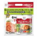 『宗家』 白菜キムチ|ポギキムチ(1kg)チョンガ 白菜キムチ キムチ 韓国食材 韓国食品