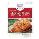 『宗家』熟成白菜キムチ|ムグンジ(500g)チョンガ 白菜キムチ 韓国キムチ 韓国おかず 韓国料理 韓国食材 韓国食品 オススメ マラソン ポイントアップ祭