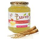 『コッセム』蜂蜜ドラジ茶|蜂蜜桔梗茶(580g)キキョウ茶 健康茶 韓国茶 のど 冷え性 韓国飲料