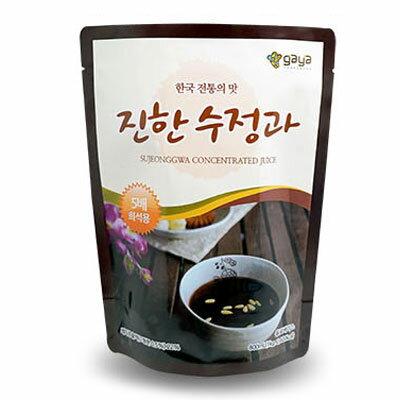 『ガヤF&D』スジョングァ(シナモン味)エキス(1kg・5倍濃縮タイプ)原液 伝統茶 伝統飲料 韓国飲み物 韓国飲料 韓国ドリンク 韓国食材 韓国食品 スーパーセール ポイントアップ祭