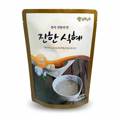 『ガヤF&D』シッケ(甘酒)エキス(1kg・5倍濃縮タイプ)原液 伝統茶 伝統飲料 韓国飲み物 韓国飲料 韓国ドリンク 韓国食材 韓国食品 スーパーセール ポイントアップ祭