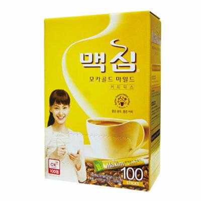 『東西』マキシム モカゴールド コーヒー ミックス (100包) インスタントコーヒー 韓…...:paldo:10000026