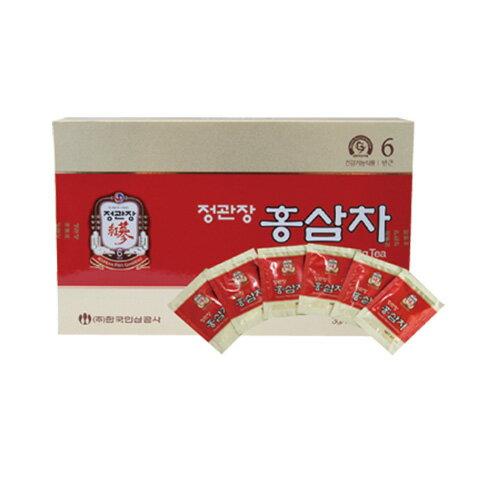 『正官庄』紅参茶(3g×100包) ジョンガンジャン 健康補助食品 韓国食品 スーパーセール ポイントアップ祭