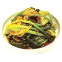 『自家製』小松菜キムチ(500g)[惣菜][韓国おかず][韓国キムチ][韓国料理][韓国食品] マラソン ポイントアップ祭 05P01Oct16
