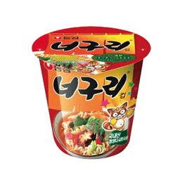 【期間限定SALE 10%OFF】『農心』ノグリ カップ麺(62g)[カップラーメン][うどん][ノンシム][NONG SHIM][韓国ラーメン][インスタントラーメン] マラソン ポイントアップ祭