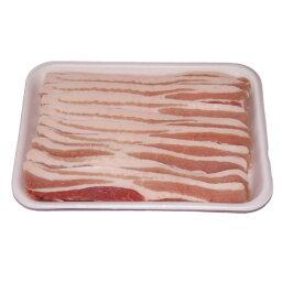 『豚肉類』 豚三段バラ肉 スライス サムギョプサル 7mm(1kg) ■ハンガリー/デンマーク産 豚肉 焼肉 冷凍食材 韓国料理 韓国食品 マラソン ポイントアップ祭