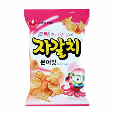 『農心』ジャガルチ タコ味スナック(90g) ノンシム NONGSHIM スナック 韓国お菓子 マラソン ポイントアップ祭