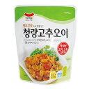 『イルガ』唐辛子とキュウリ醤油漬け(250g) 漬物 おかず 唐辛子 きゅうり しょうゆ 韓国おかず 韓国料理 韓国食材 韓国食品 マラソン ポイントアップ祭