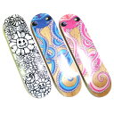 TAKASHI MURAKAMI / 村上隆Octopus Skate Deck & MADSAKI Flower Skate Deck S...