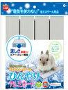 ペット用涼感用品【マルカン】RH-582 うさちゃんのクールひんやりアルミボード