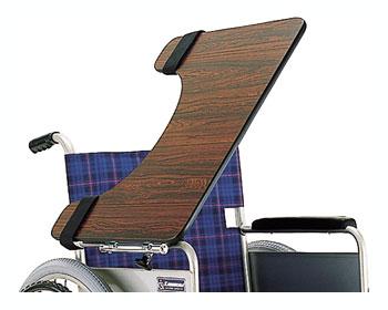 ▲車椅子用 テーブル 前後着脱式 カワムラサイクル車いす テーブル 車椅子 オプション 車イス 机