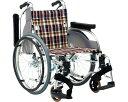 アルミ自走式車椅子 多機能タイプ AR-501 (AR-500の後継です) (背折りたたみ) 松永製