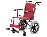 日進医療器 アルミ介助式車椅子【】【車椅子】アルミ介助式車椅子 TH-2SB 【日進医療器】【車椅子】【smtb-kd】【RCP】【マラソン201312】