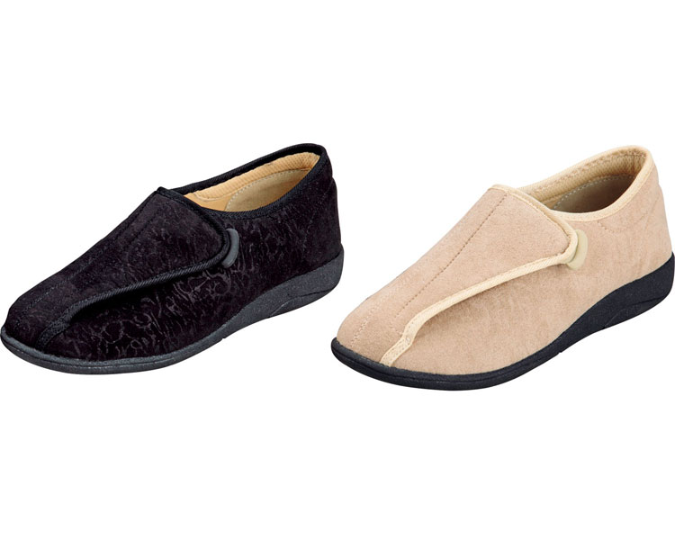 彩彩III ケアシューズ W802 マリアンヌ製靴 【ケアシューズ】【介護靴】【RCP】【介護用品】