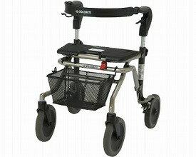 ウォーキー2 スローダウンブレーキ付 3080-505 Mサイズ ラックヘルスケア歩行器 歩行補助 歩行車 介護用品