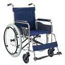 スチール製自走式車いす 背固定タイプ EX-10 EX-10B マキテック自走用車椅子 車イス 車いす