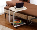 サイドテーブル ST-60NA 介援隊ベッド テーブル キャスター付き 介護 便利グッズ 介護用品 ベッド関連 机