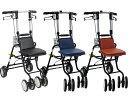 シルバーカー テノールEVO 島製作所シルバーカー メンズタイプ 男性向け 歩行補助 手押し車 高齢者 老人 介護用品