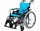 車椅子 モダンシリーズ Bスタイル 多機能タイプ KMD-B22-45-H(座幅45cm No.19) 高床タイプ カワムラサイクル自走式 車いす 車イス スイングイン・アウト 高齢者 介護用品 福祉用具