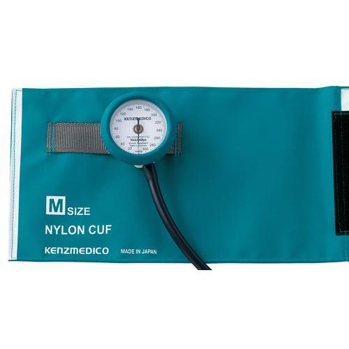 ケンツメディコ 耐衝撃性アネロイド血圧計 Dura-X ティール No.555