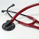 特別仕様 リットマン 聴診器 Master Cardiology ブラックバーガンディスペシャル (2161SPbg) 3M Littmann マスターカーディオロジー ..