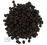 新鲜烘焙咖啡豆烘焙家:不仅热咖啡,冰咖啡也好吃。滴 - 200克豆类] [咖啡浓咖啡的人方便明天][【コーヒー豆】深煎り キリマン エスプレッソ200g]
