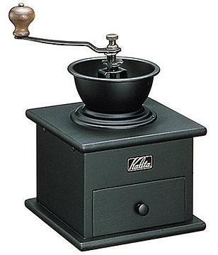 カリタ・手挽き コーヒーミル・オリジナルミル 手動