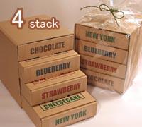 4種類チーズケーキセット(250g)誕生日・イベント・お取り寄せ・ギフト・洋菓子・京都・老舗・チーズ