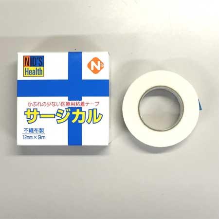 『コーワ ニットサージカルテープ 箱 12mm×...の商品画像