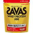 【送料無料】『 ザバス(SAVAS) ホエイプロテイン100 ココア味 1050g (1.05kg)』【ポイント2〜10倍】