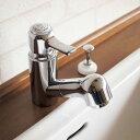 【送料無料】キッチン洗面用のレバー水栓 【Essence】シングルレバー混合栓(クロム) ヘッドが引き出せる蛇口
