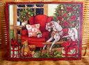 LANG ラング クリスマスカードChristmas Morning