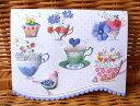 USA Carol Wilson キャロルウィルソン多目的カードTeacup Design