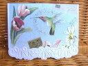 復活!Carol Wilson キャロルウィルソン多目的カード Floral Delights 10P06Aug16