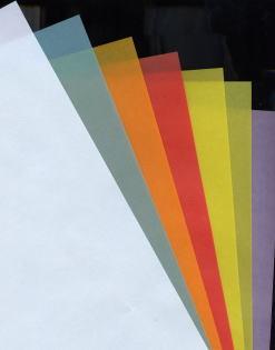 컬러 트레스 クロマティコ A4100g/m2 (10 매)
