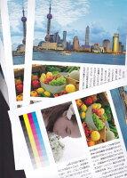 カラーレーザー用紙PMオリジナルグロスコート100A4orA4チョイノビ(250枚)【レザープリンター専用紙】【コピー用紙】【印刷用紙】