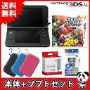 【新品】【3DS】 ニンテンドー3DS LL 本体 + 大乱闘スマッシュブラザーズ for ニンテンドー3DS オリジナルセット [3DS セット]【従来型本体】