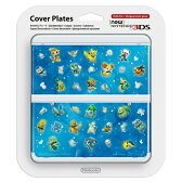 【新品】【3DS】 Newニンテンドー3DS きせかえプレート No.063 ポケモン超不思議のダンジョン [KTR-A-CPCR]【周辺機器】【02P09Jul16】