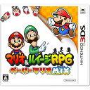 【新品】【3DS】 マリオ&ルイージRPG ペーパーマリオMIX [CTR-P-AYNJ]【02P03Dec16】